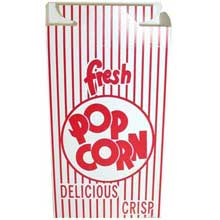 Automatic Bottom Popcorn Boxes with Hook