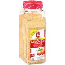 Lawrys Salt Free Garlic and Herb Seasoning
