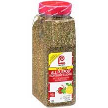 Lawrys Salt Free All Purpose Recipe Blend Seasoning