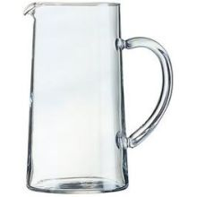 Arcoroc Pitcher with Pour Lip