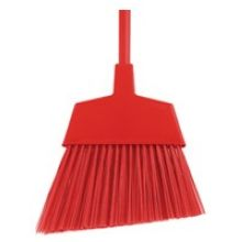 Red Large Angle Broom
