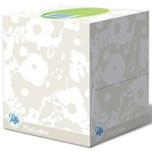 Plus Lotion Cube Facial Tissue