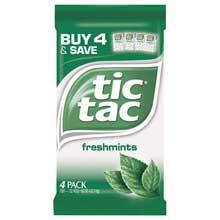 Tic Tac Mint Candy