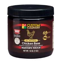 All Natural Reduced Sodium Chicken Base