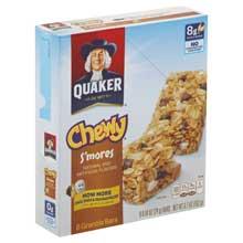 Quaker Chewy Smores Granola Bar