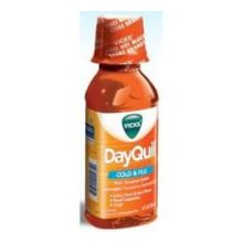 Vicks Dayquil Cold and Flu Relief Liquid