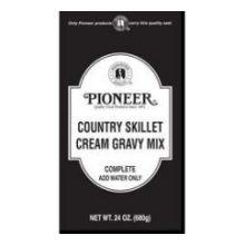Pioneer Country Skillet Cream Gravy Mix
