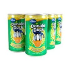Donald Duck Grapefruit Juice