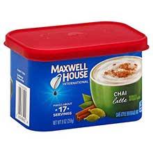 Chai Latte Instant Drink