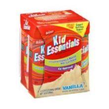 Kid Essentials Vanilla Nutritionally Complete Drink