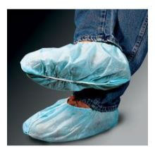 Polypropylene Non Conductive Blue Extra Large Shoe Cover