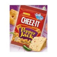 Cheez It Pepper Jack Snack