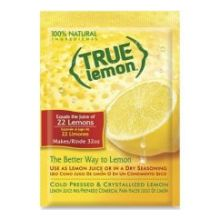 Lemon Juice Mix