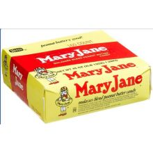 Mary Jane Original Peanut Butter and Molasses Classic Chew Candy in Box