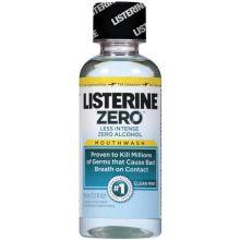 Zero Clean Mint Mouthwash 95 Milliliter