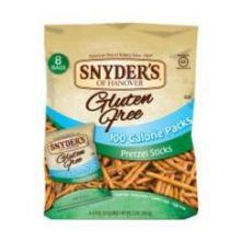 Gluten Free 100 Calorie Pretzel Sticks