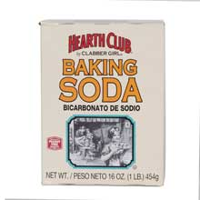 Hearth Club Baking Soda