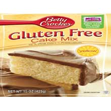 Gluten Free Yellow Cake Mix