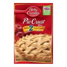 Flaky Pie Crust Mix