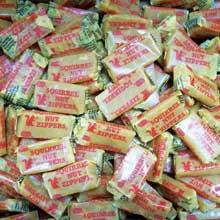 Nut Zipper Candy