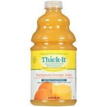 Aqua Care H20 Thickened Orange Juice
