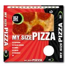 Personal Size Pizza Box