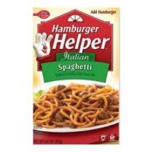 Hamburger Helper Entree