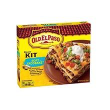 Soft Taco Bake Dinner Kit