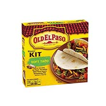 Soft Taco Dinner Kit
