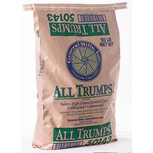 Enriched Malted Spring Wheat Flour
