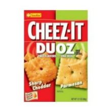 Cheez It Sunshine Duoz Sharp Cheddar and Parmesan Snack Mix
