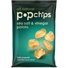 Popchips All Natural Chips single serve