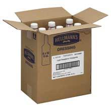 Hellmanns Light Raspberry Vinaigrette Dressing
