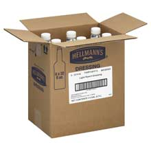 Hellmanns Blue Ribbon Collection Light Ranch Dressing