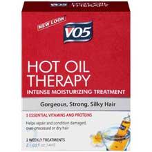 Hot Oil Therapy Intense Moisturizing Treatment