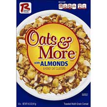 Oats and More with Almonds Cereal