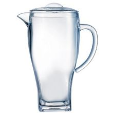 Outdoor Perfect SAN Plastic Pitcher with Lid