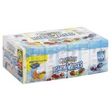 Roarin Waters Soft Drink Ready To Drink Variety Pack