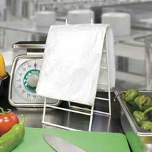 ValuGards High Density Disposable Clear Sandwich Bag