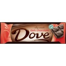 Dove Singles Silky Smooth Chocolate Bar