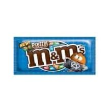 M and Ms Pretzel Candy
