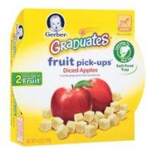 Fruit Pick Ups Diced Apples