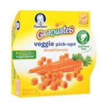 Veggie Pick Ups Diced Carrots