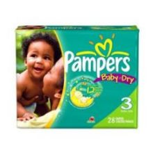 Dry Size 3 Baby Diapers