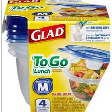 To Go Lunch Container