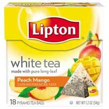 White Tea Pyramid Bags