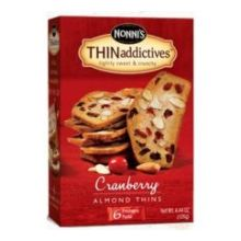 Cranberry Almond Thins