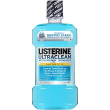 Ultra Clean Arctic Mint Antiseptic Mouthwash 1 Liter