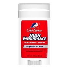 High Endurance Original Scent Mens Anti Perspirant and Deodorant