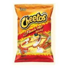 Cheetos Crunch Cheese Snacks